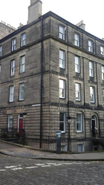 TripAdvisor - Great holiday apartment in Edinburgh New ...