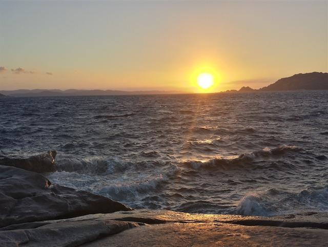 Sunset-Capo Testa