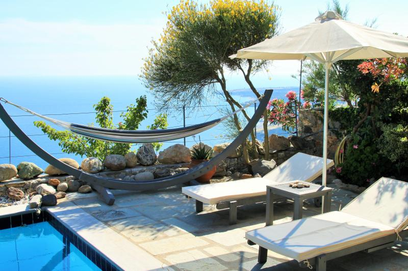villa Stefanos-pool
