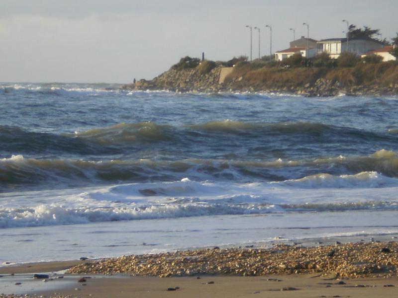 Brétignolles sur Mer Beach