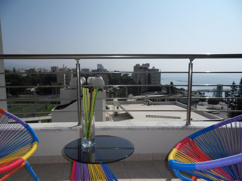 Eden Beach Apartment no.611, vacation rental in Kolossi
