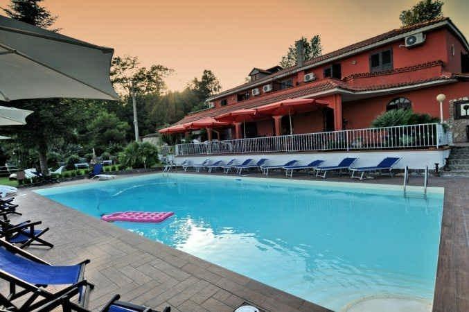 Villa Fernanda, location de vacances à Nocera Inferiore
