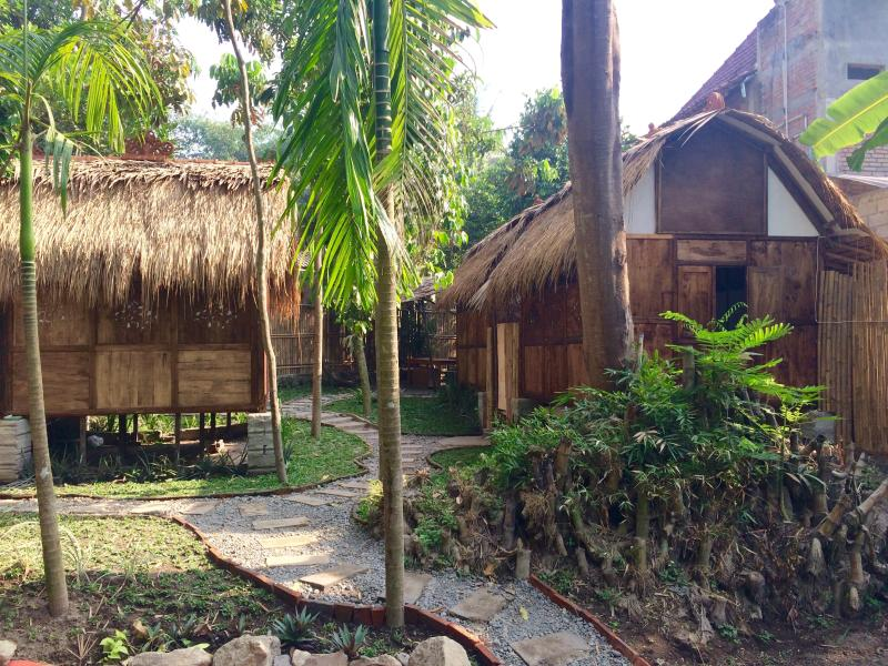 FrogStay Nawang Room by the River, holiday rental in Sewon