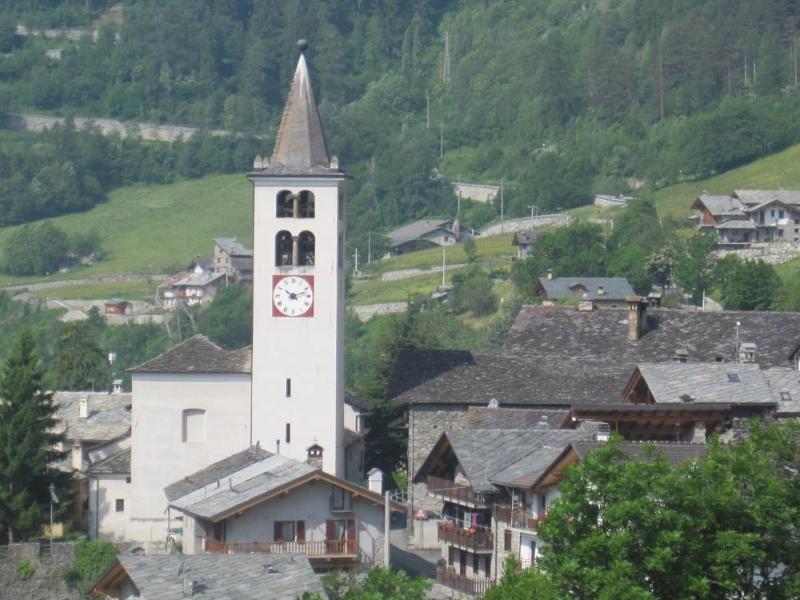 Il borgo di Valpelline