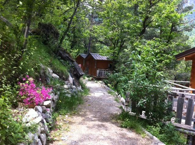 DORMIR PLUS HAUT, holiday rental in Fontan