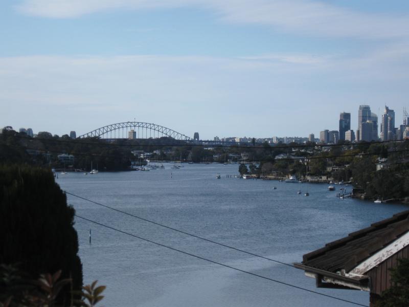 Harbourview aus Vorgarten