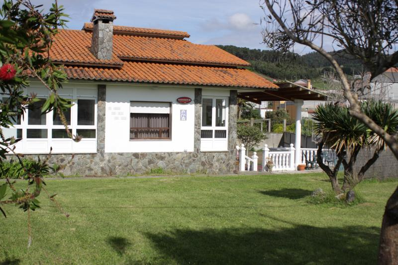 AREO DO RIO DE EVA, vacation rental in Carballo