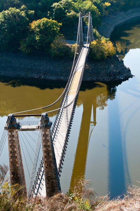 Pont suspendu 15 mins drive