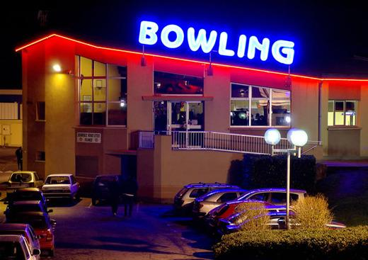 Bowling in Montlucon