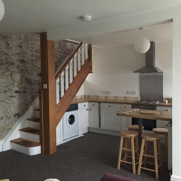 Ty Iris -Quaint quarryman's cottage, alquiler de vacaciones en Bangor