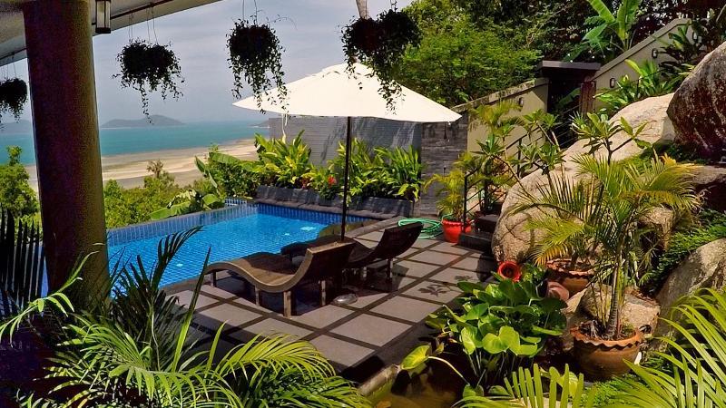 Romantische Villa für Paare
