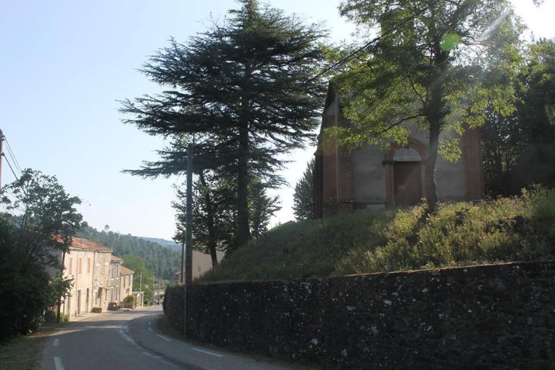 Temple de La Vernarède