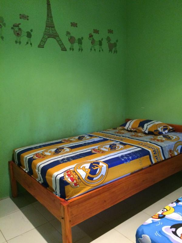 Room with Single Beds