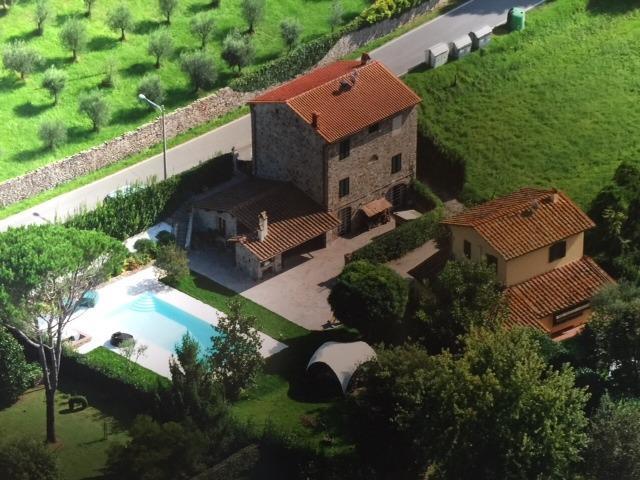 casa vacanza villa pietra del sole, aluguéis de temporada em Arliano