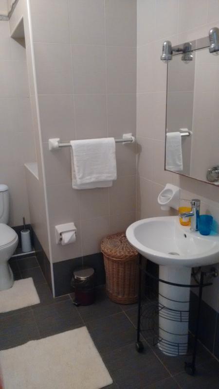 Corridor bathroom