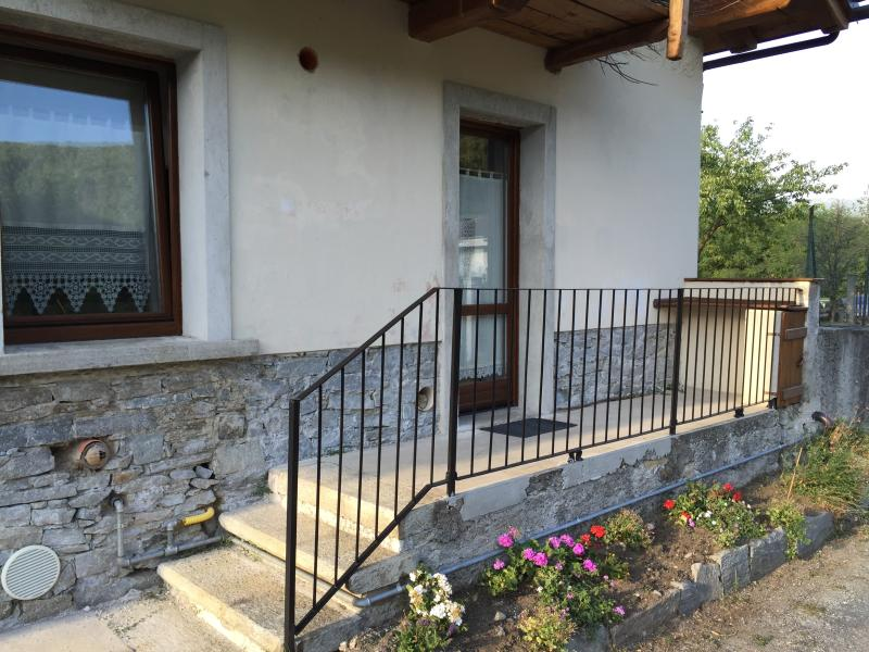 Casa tipica della Valle di Susa, Ferienwohnung in Gravere