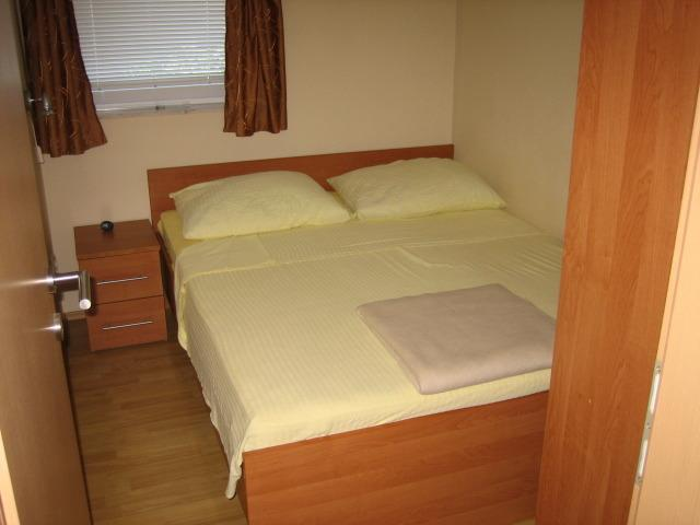 Bedroom with doublebed