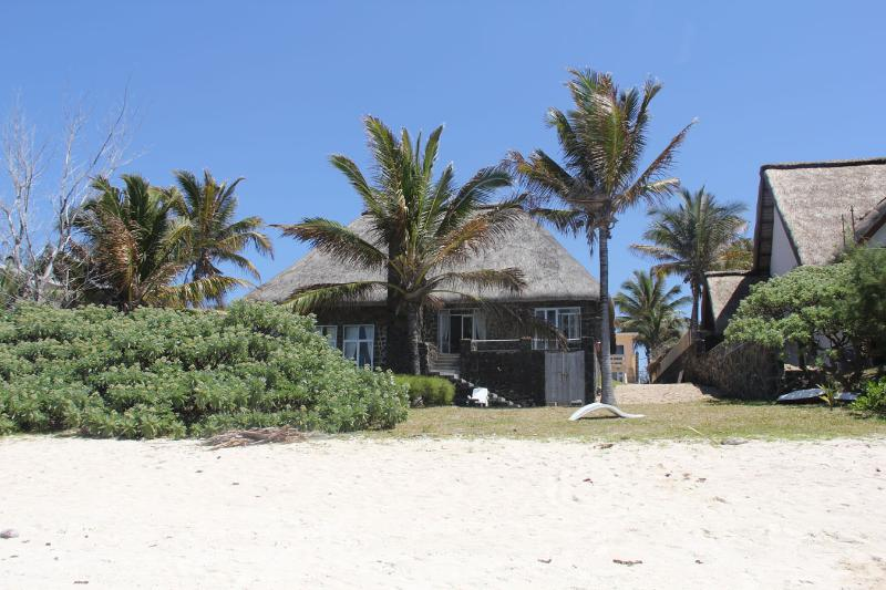 Villa vom Strand