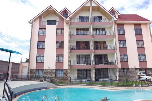 Ngong road 3 Bedroom Apartment near Junction Mall and The Hub, Karen!, holiday rental in Nairobi