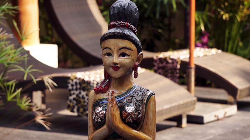 Experience the wonderful Thai culture