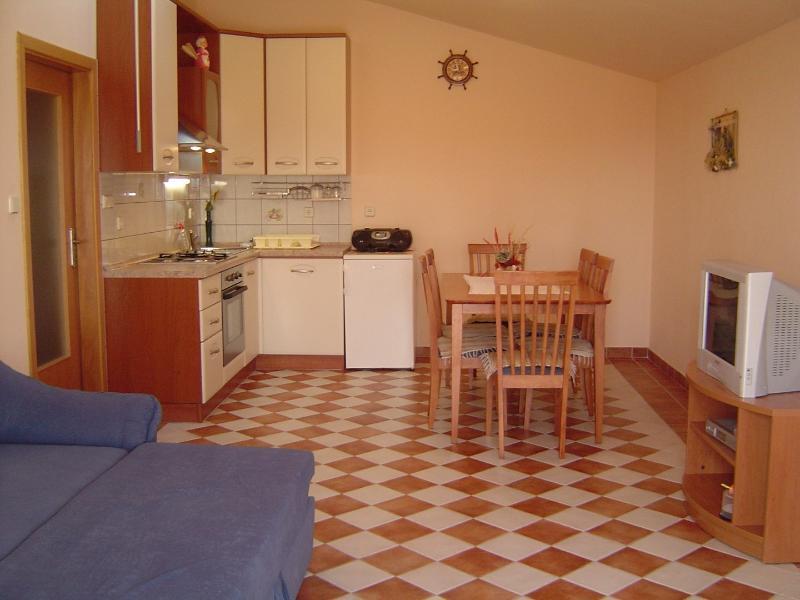Apartman Vidaković, location de vacances à Biograd na Moru