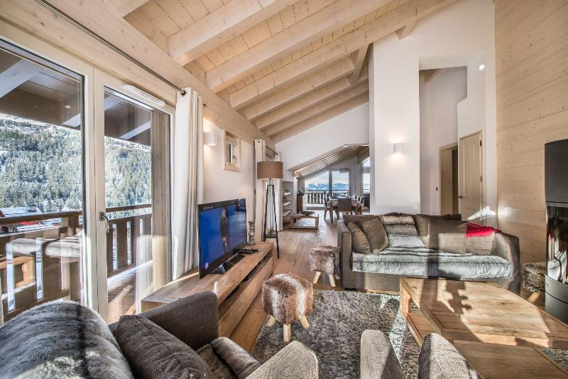 Apartment Oliver Chalet in Courchevel