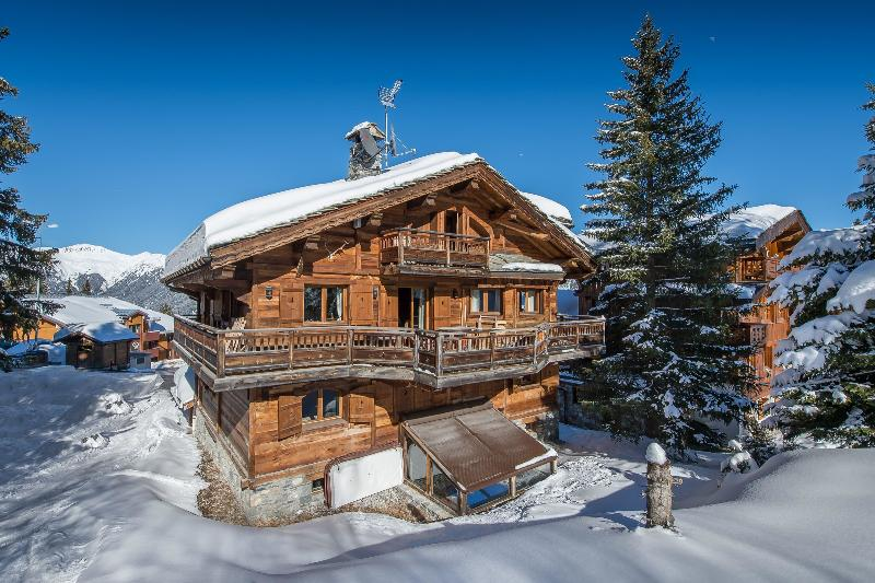 Chalet Grace Kelly Chalet in Courchevel