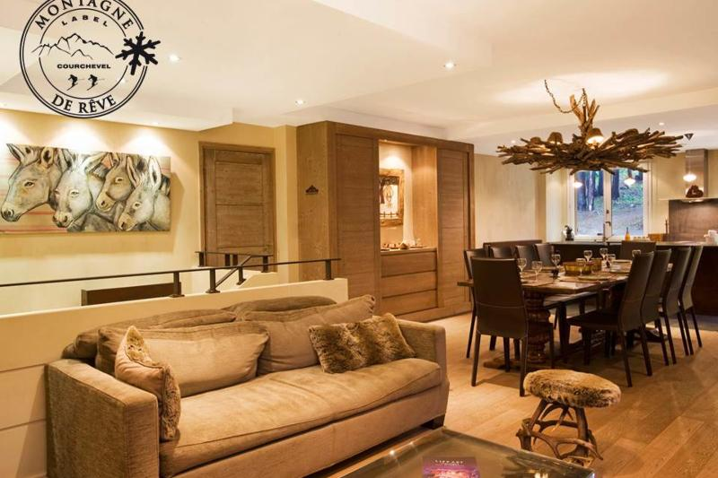Apartment Romuald Chalet in Courchevel