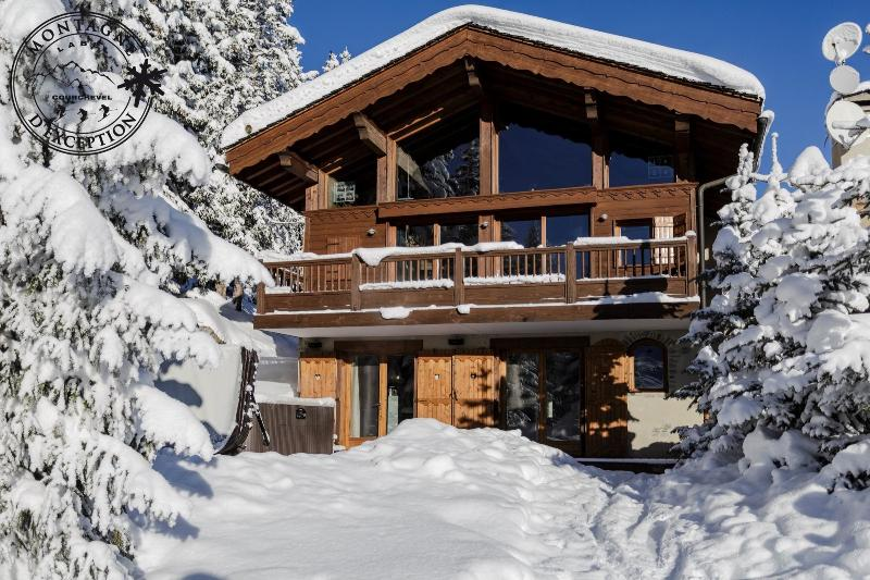 Chalet Boscardin Chalet in Courchevel
