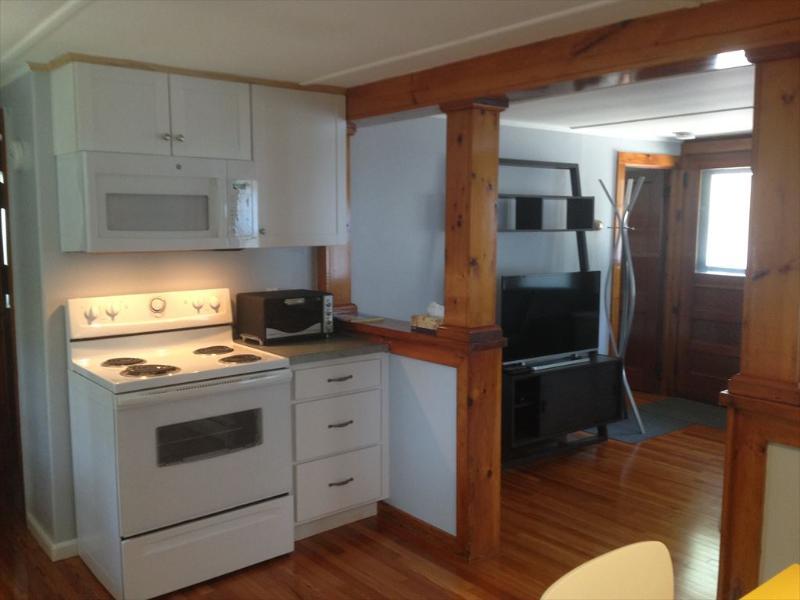 New Kitchen Cabinet