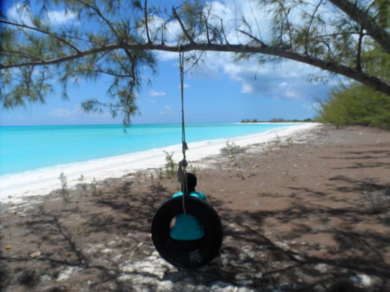 Chillin en la playa
