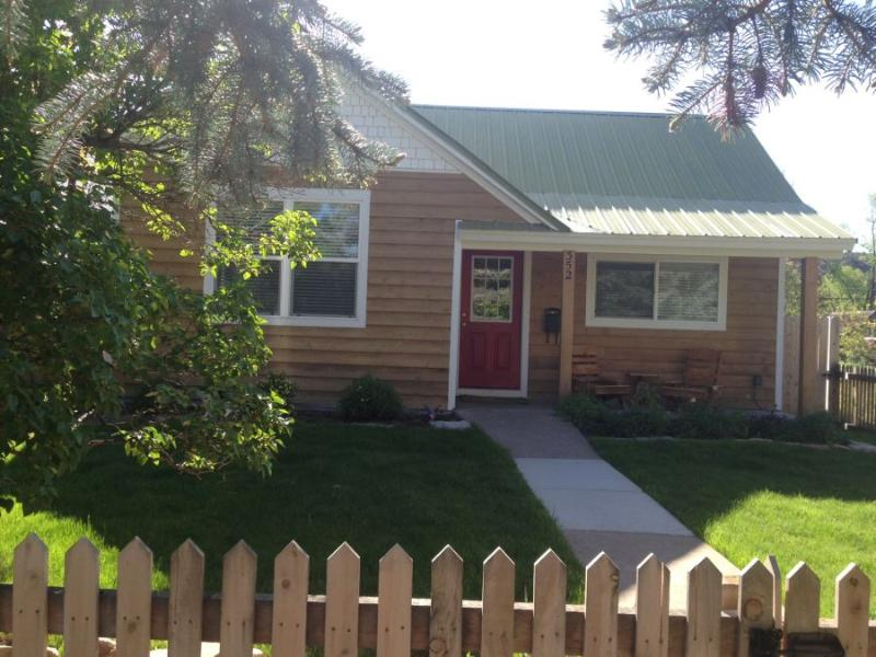 Bungalow style home in downtown Durango