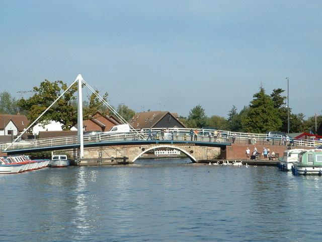 Nearby Attraction - Wroxham