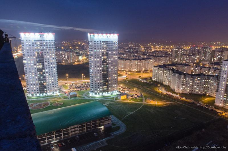 West End Apartment, alquiler vacacional en Minsk