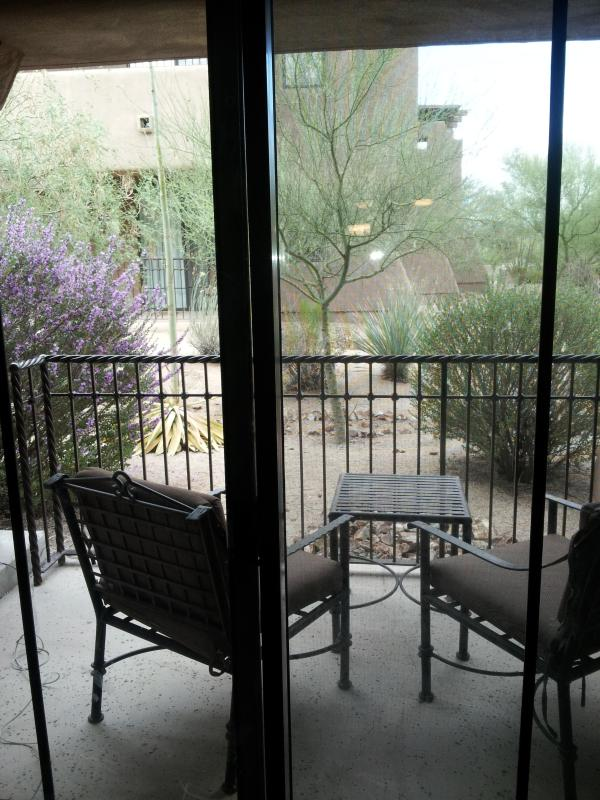 Mohave Terrace Suite View
