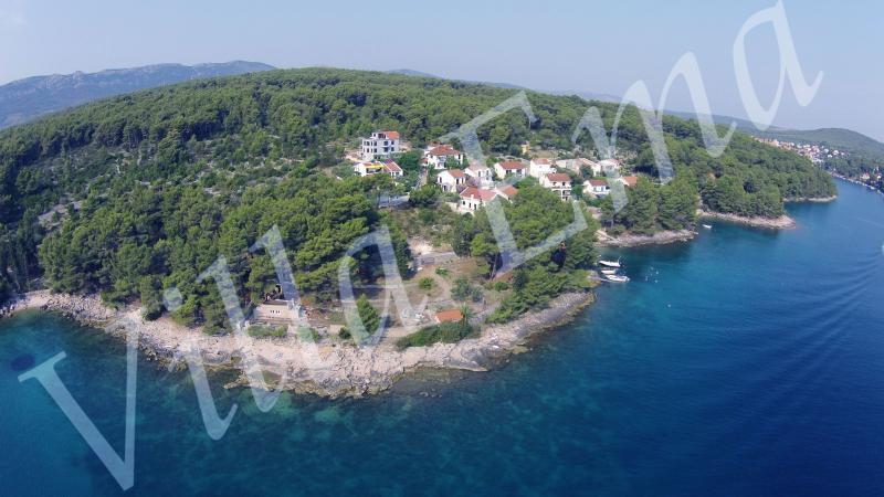 Apartment Adriatic for 2 with Sea View, holiday rental in Vrboska