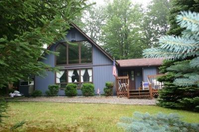 Arrowhead Lake Chalet - Peaceful and Private, holiday rental in Pocono Mountains Region