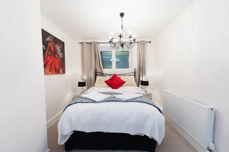The Double Bedroom Downstairs