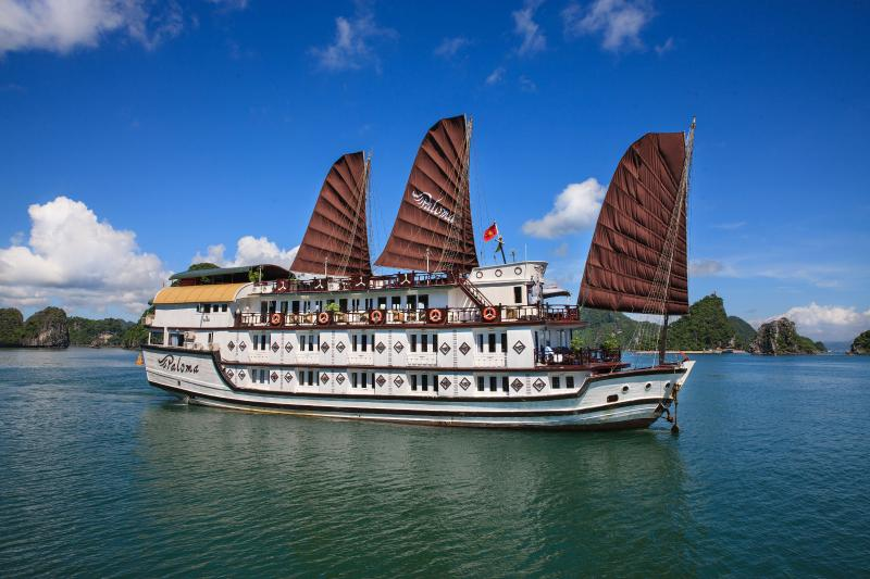 Halong Paloma Cruise Overview