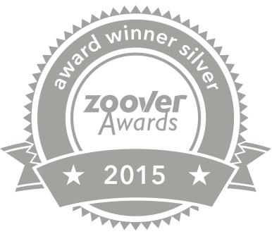 Highly recommended by Zoover in 2013, 2014 and 2015