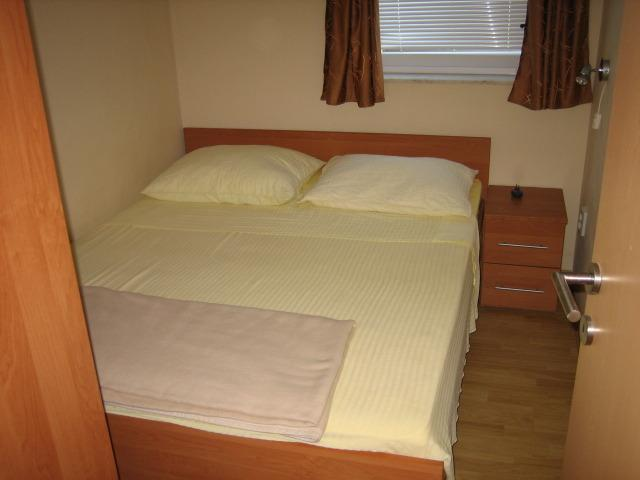 Second bedroom with doublebed