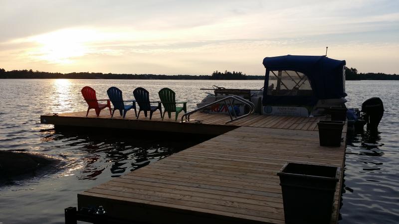 30 ' x 12' New Docks