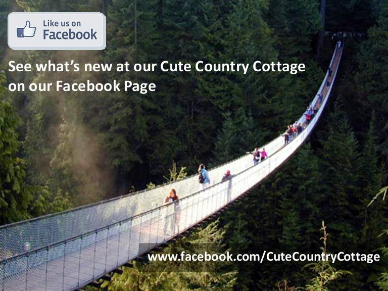 Check out the latest local events to plan your stay! - Pic: Capilano Suspension Bridge, N. Vancouver