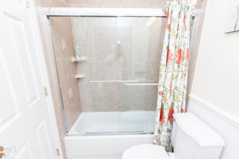 Halv badrum