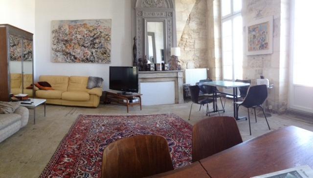 Séjour région Bordeaux appartement location Blaye, holiday rental in Berson