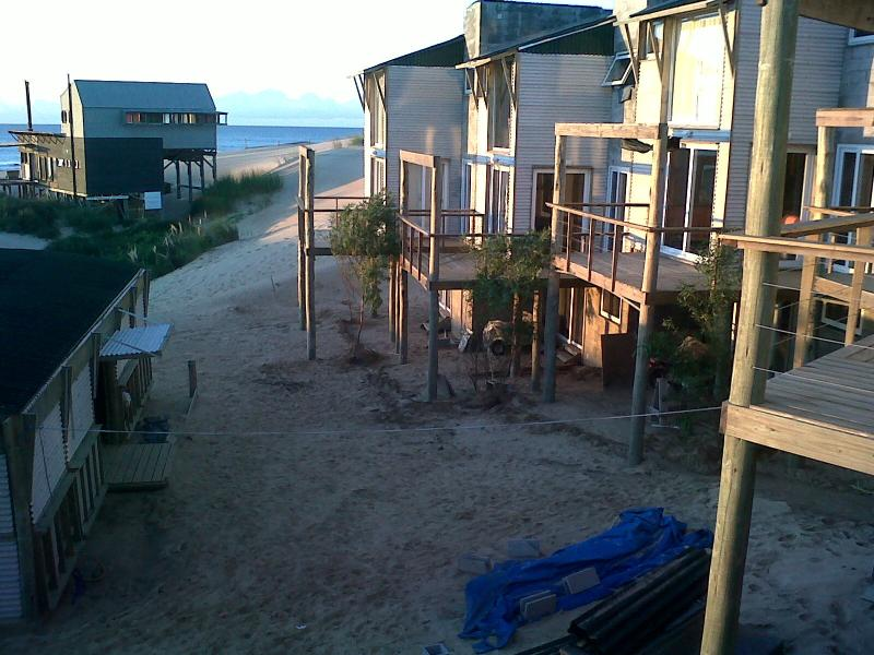 La Amistad Cottages View from the #5 Unit.