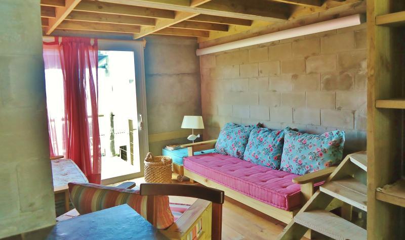 La Amistad Cottages #3 Living Room 2