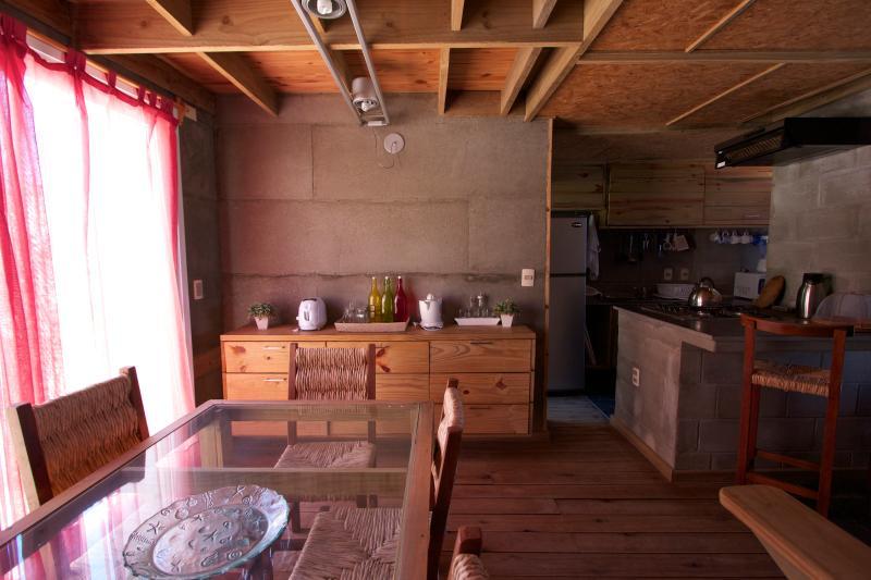 La Amistad Cottages #3 Dinig Room