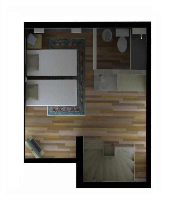 La Amistad Cottages #3 Unit First Floor