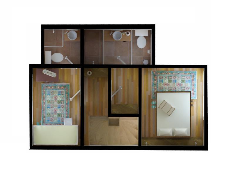 La Amistad Cottages #3 Unit Third Floor
